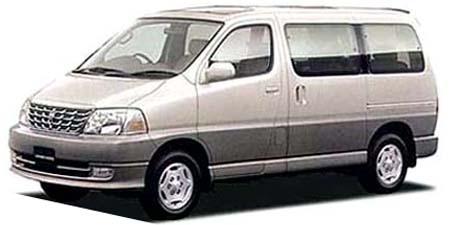 平成12年式 トヨタ グランドハイエース KCH16