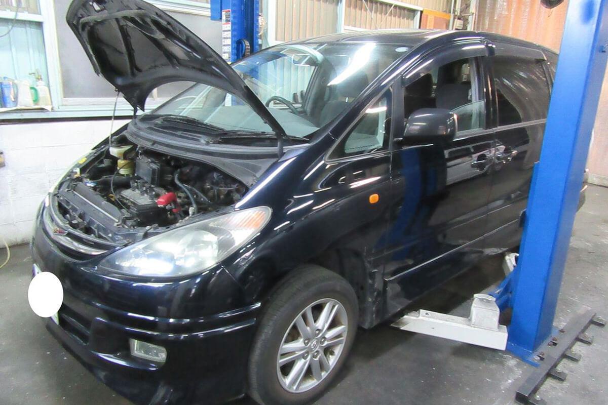 平成14年式 トヨタ エスティマ MCR30