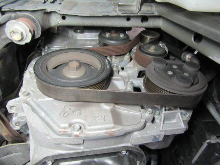 エンジンのベルト